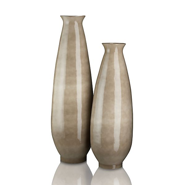 Crate and Barrel: Kemah Vases