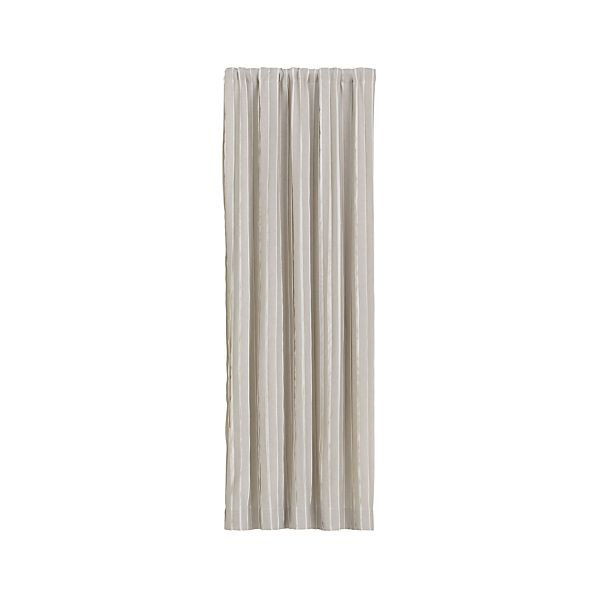 Kendal Natural Curtain Panels