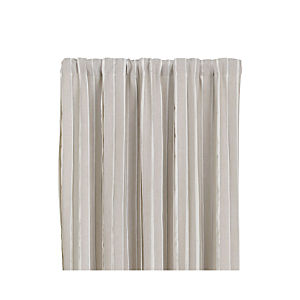 Kendal Natural 50x108 Curtain Panel