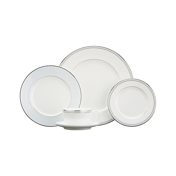 Kensington Blue Dinnerware
