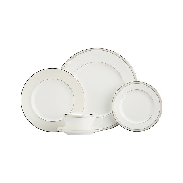 Kensington Pearl 5-Piece Place Setting