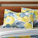 Marimekko Kesahelle Standard Pillow Sham