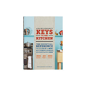 Aida Mollenkamp's Keys To The Kitchen Cookbook