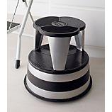 Cramer ® Kik-Step ® Silver Stool