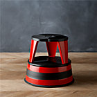 Cramer® Kik-Step® Red Stool.