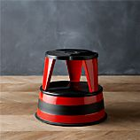 Cramer Kik-Step Red Stool