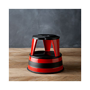 Cramer ® Kik-Step ® Red Stool