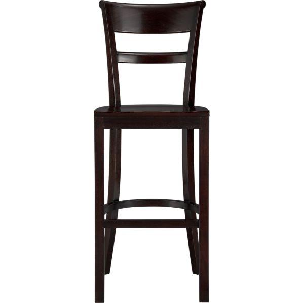 """Kipling Mahogany 30"""" Barstool"""