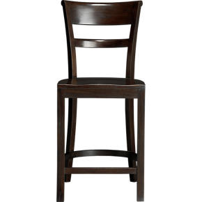 Kipling Mahogany 24 Barstool