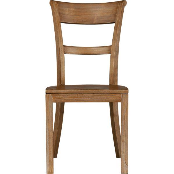 Kipling Grey Wash Side Chair