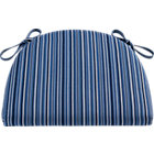 Kipling-Vintner Indigo Stripe Cushion.