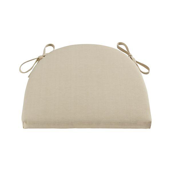 Kipling-Vintner Ivory Cushion