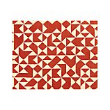 Kipp Persimmon 8x10 Rug