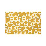 Kipp Yellow 5x8 Rug
