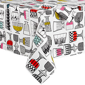 Marimekko Kippis Tablecloth and Napkin