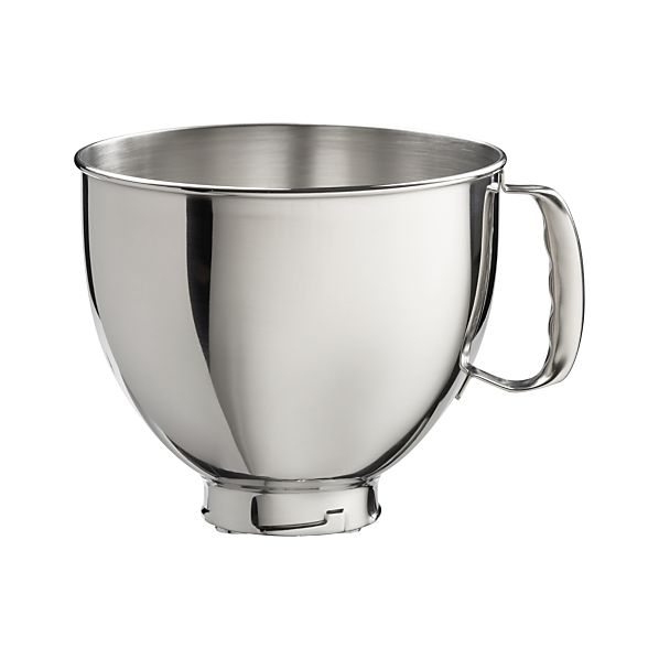 KitchenAid® Stand Mixer Stainless Mixer Bowl