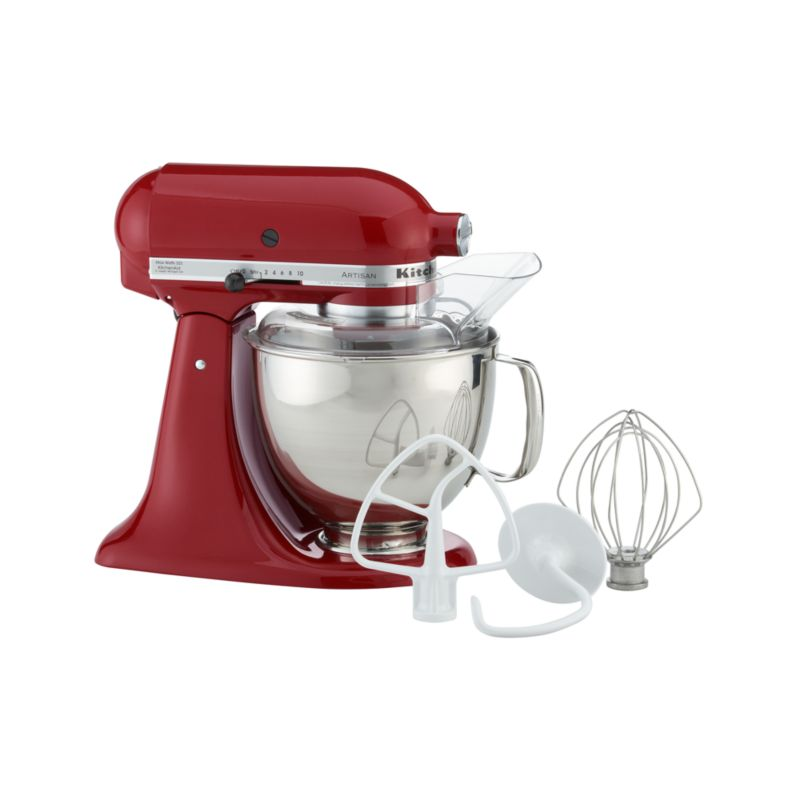 KitchenAid ® Artisan Red Stand Mixer