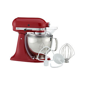 KitchenAid® Artisan Red Stand Mixer