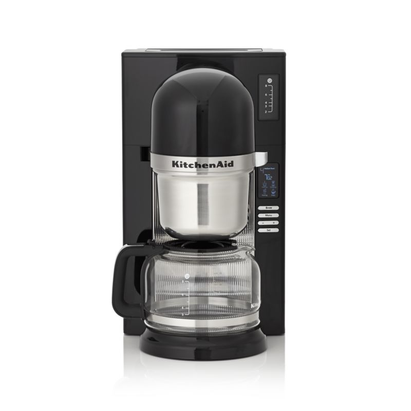 Kitchenaid Coffee Maker Pour Over : KitchenAid Pour Over Coffee Brewer Crate and Barrel