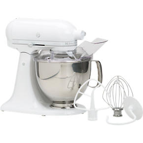 KitchenAid Artisan White Stand Mixer