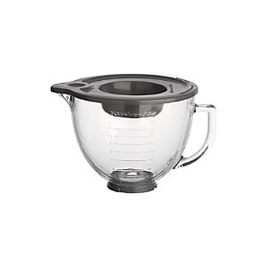 KitchenAid ® Stand Mixer Glass Mixer Bowl