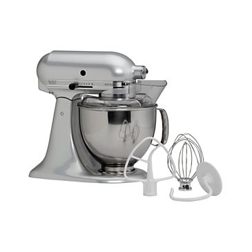 KitchenAid® Artisan Metallic Chrome Stand Mixer