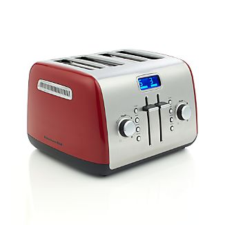 KitchenAid® Red 4-Slice Toaster