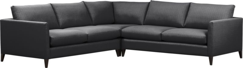 Rebecca Likes Online Shopping Gray sectional sofas for my new