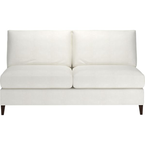 Klyne Armless Loveseat Slipcover Only