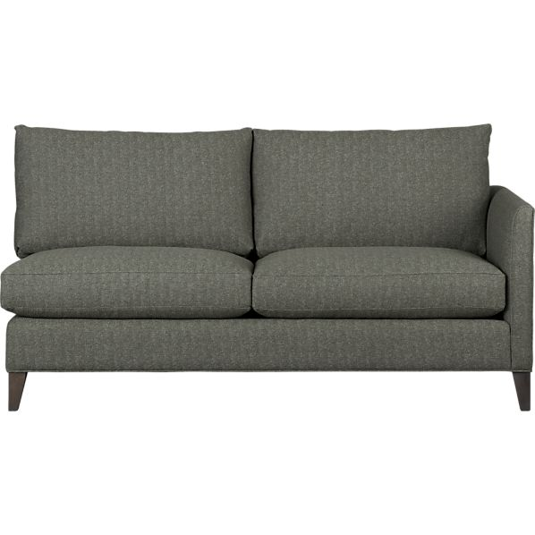 Klyne II Right Arm Sectional Apartment Sofa