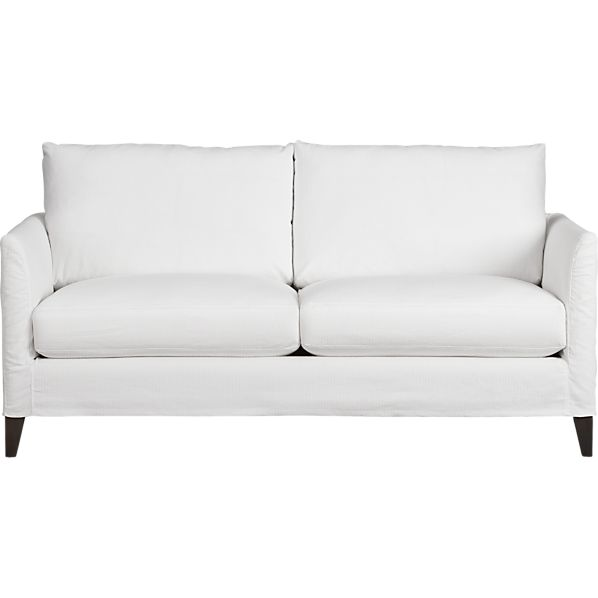 Klyne II Slipcovered Apartment Sofa