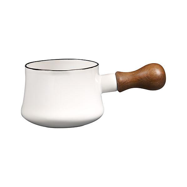 Dansk ® Kobenstyle White Butter Warmer