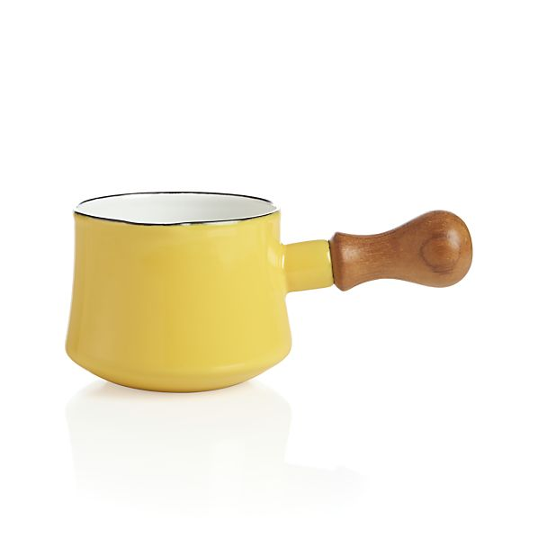 Dansk® Kobenstyle Yellow Butter Warmer