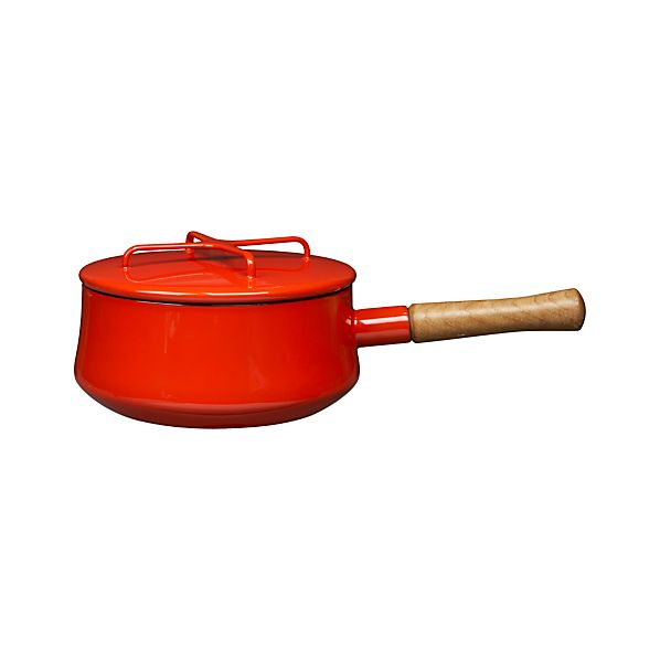 Dansk ® Kobenstyle Chili 2-Quart Sauce Pan