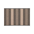 Koen Chevron Indoor-Outdoor Rug.