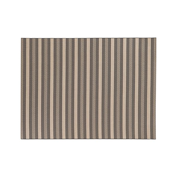 Koen Chevron Indoor-Outdoor 9'x12' Rug