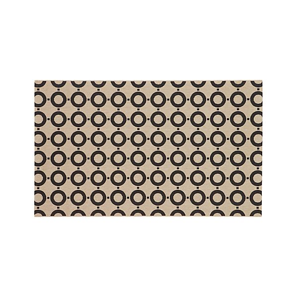 Koen Circles Indoor-Outdoor Rug