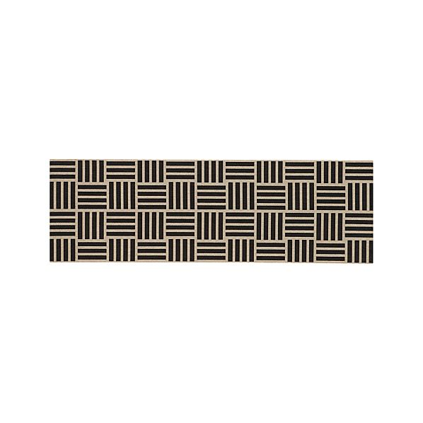 Koen Tile Indoor-Outdoor 2.5'x8' Rug Runner