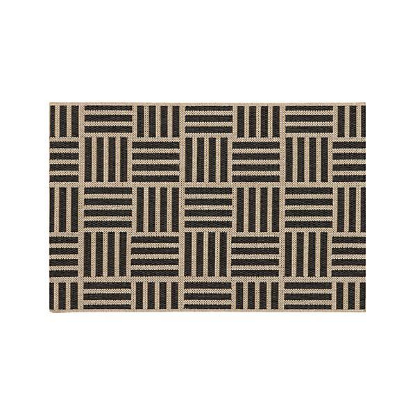 Koen Tile Indoor-Outdoor 2'x3' Rug