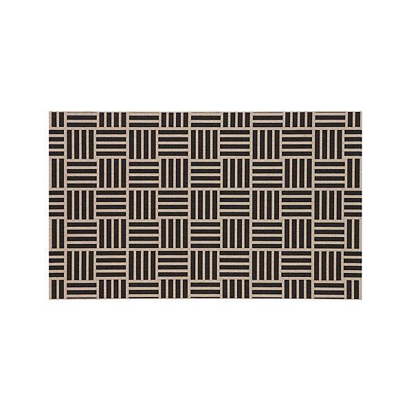 Koen Tile Indoor-Outdoor 5'x8' Rug
