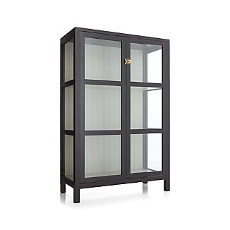 Kraal Black Cabinet
