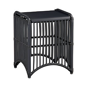 Kruger Black Side Table