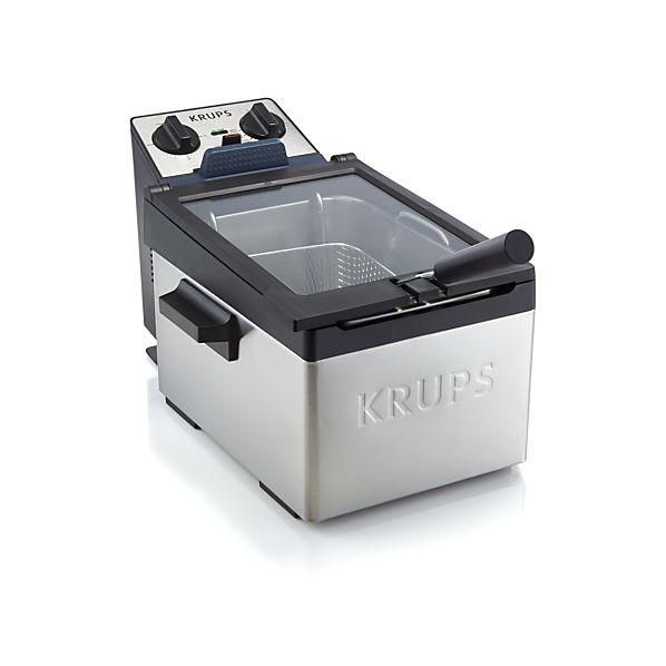 Krups® High Performance Deep Fryer