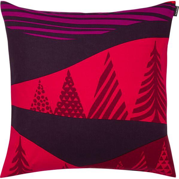 """Marimekko Kultakero 20"""" Pillow"""