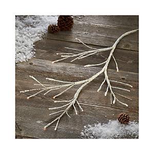 LED 3' Birch Branch