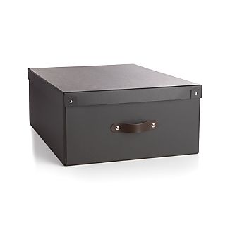 Large Slate Storage Box