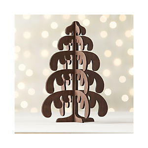 Laser-Cut Drippy Tree