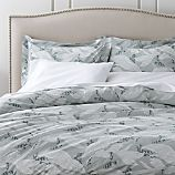 Laurel Full-Queen Duvet Cover