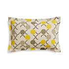 Laurent Pillow with Down-Alternative Insert.