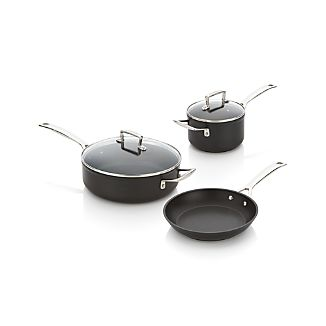 Le Creuset Toughened Nonstick 5-Piece Cookware Set